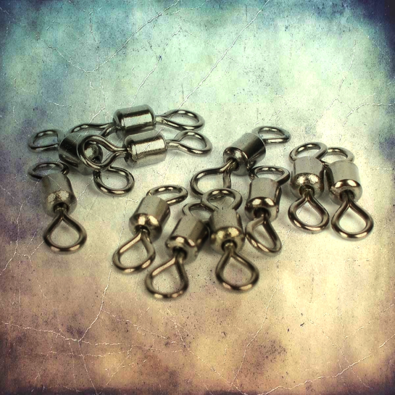 SWIVELS - RINGS - SNAPS