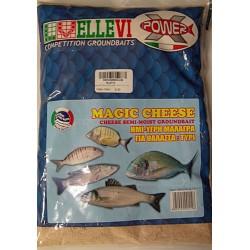 Groundbait Ellevi Semiliquid Cheese 1kg