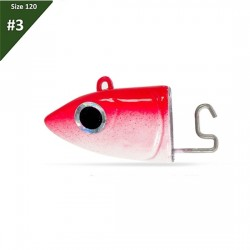 JigHead FIIISH OffShore 25gr (BM140)-Red