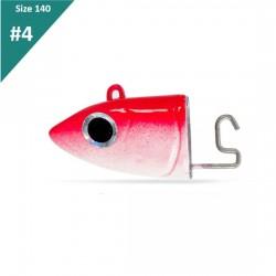 JigHead FIIISH OffShore 40gr (BM140)-Red