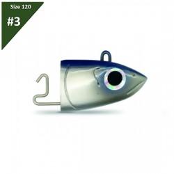 JigHead FIIISH OffShore 25gr (BM120)-Blue