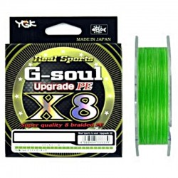 Braid YGK G-Soul Upgrade PE