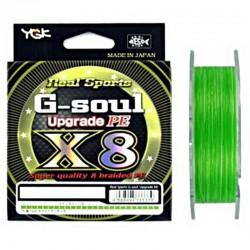 Braid YGK G-Soul Upgrade PE