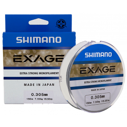 Line Shimano EXAGE 150m