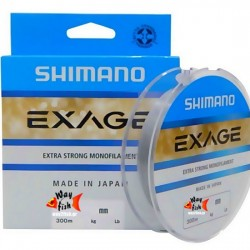 Line Shimano EXAGE 300m