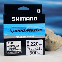 Line Shimano SPEEDMASTER Surf 300m