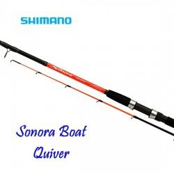 Rod Shimano SONORA Boat Quiver