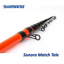 Rod Shimano SONORA SW Match telescopic
