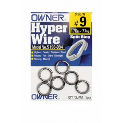 Ring Owner Split Hyper Wire
